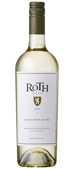 2018 Roth Estate Sauvignon Blanc, Russian River Valley