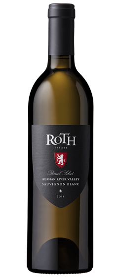 2018 Roth Barrel Select Sauvignon Blanc, Russian River Valley