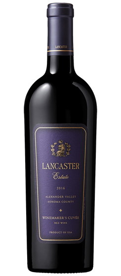 2016 Lancaster Estate Winemaker's Cuvée, Alexander Valley