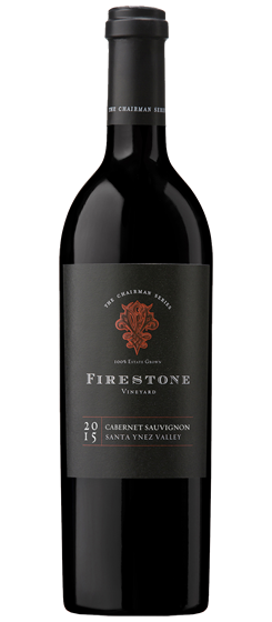 2015 Firestone Vineyard The Chairman Series Cabernet Sauvignon, Santa Ynez Valley