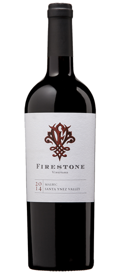 2014 Firestone Vineyard Malbec, Santa Ynez Valley