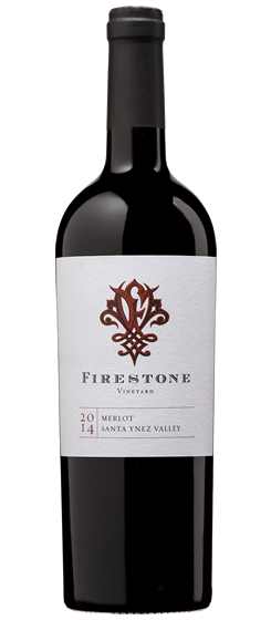 2014 Firestone Vineyard Merlot, Santa Ynez Valley Image