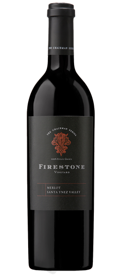 2015 Firestone Vineyard The Chairman Series Merlot, Santa Ynez Valley