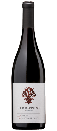 2014 Firestone Vineyard Syrah, Santa Ynez Valley