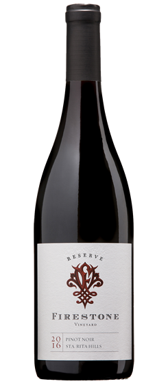 2016 Firestone Vineyard Reserve Syrah, Santa Ynez Valley