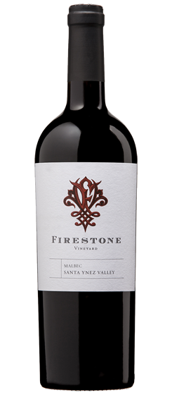 2015 Firestone Vineyard Malbec, Santa Ynez Valley