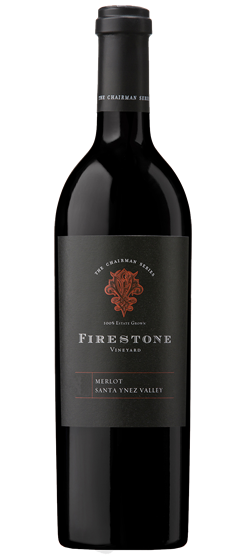 2016 Firestone Vineyard The Chairman Series Merlot, Santa Ynez Valley