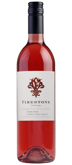 2017 Firestone Vineyard Rosé, Santa Ynez Valley