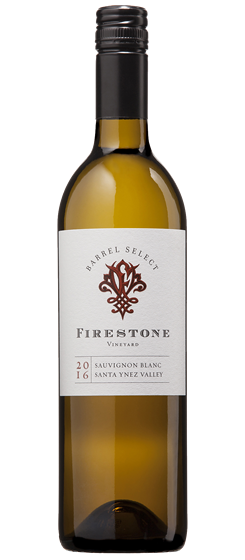 2017 Firestone Vineyard Barrel Select Sauvignon Blanc, Santa Ynez Valley