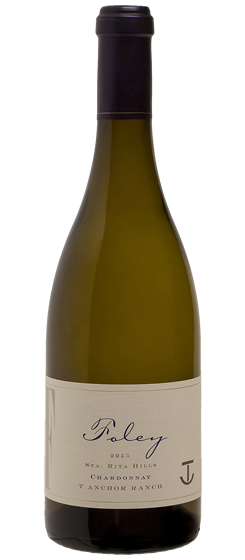 2015 Foley Estates T Anchor Ranch Chardonnay, Sta. Rita Hills Image
