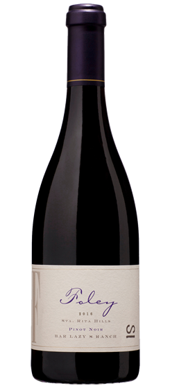 2016 Foley Estates Bar Lazy S Pinot Noir, Sta. Rita Hills