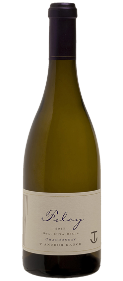 2017 Foley Estates T Anchor Ranch Chardonnay, Sta. Rita Hills