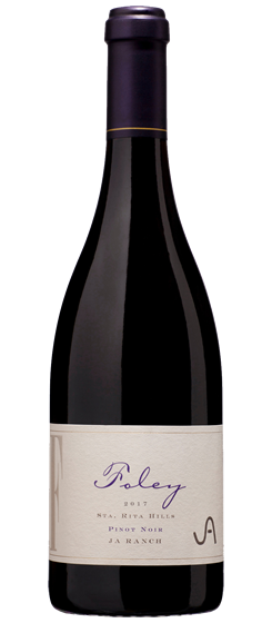 2017 Foley Estates JA Ranch Pinot Noir, Sta. Rita Hills