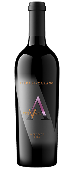 2014 PreVail West Face, Alexander Valley