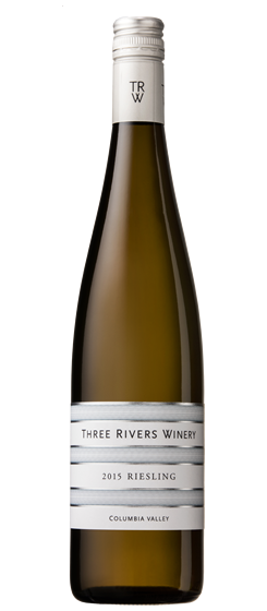 2015 Three Rivers Riesling, Columbia Valley Image