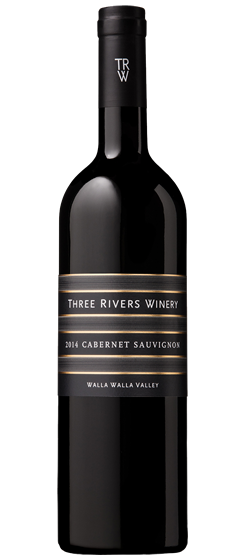 2014 Three Rivers Cabernet Sauvignon, Walla Walla Valley