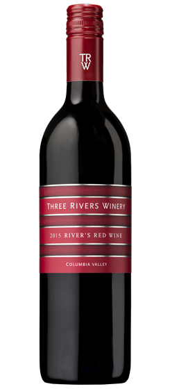 2015 Three Rivers River's Red, Columbia Valley