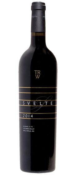 2014 Three Rivers Svelte Bordeaux, Columbia Valley