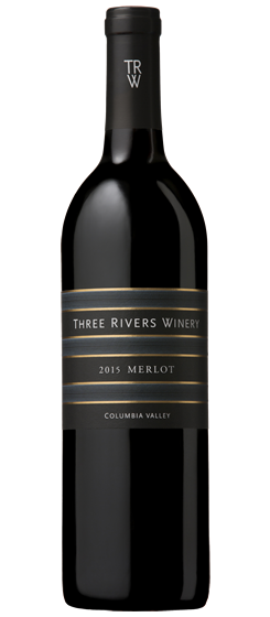 2015 Three Rivers Merlot, Columbia Valley Image