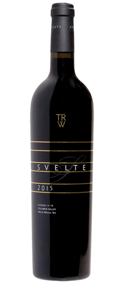 2015 Three Rivers Svelte Bordeaux, Columbia Valley Image