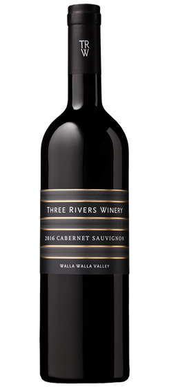 2016 Three Rivers Cabernet Sauvignon, Walla Walla