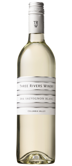 2016 Three Rivers Sauvignon Blanc, Columbia Valley Image