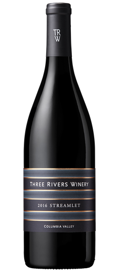 2016 Three Rivers Streamlet Red, Columbia Valley