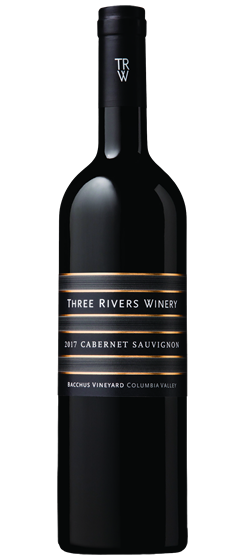 2017 Three Rivers Cabernet Sauvignon Bacchus Vineyard, Columbia Valley
