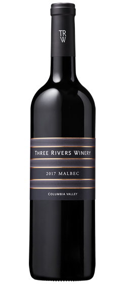 2017 Three Rivers Malbec, Columbia Valley
