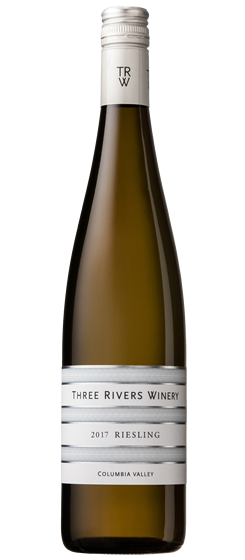 2017 Three Rivers Riesling, Columbia Valley