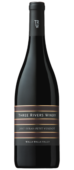 2017 Three Rivers Syrah/Petit Verdot, Walla Walla