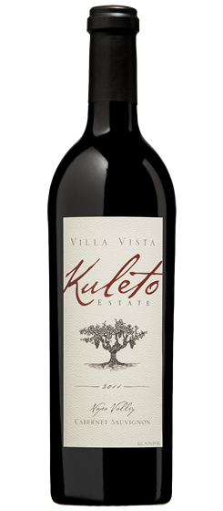 2011 Kuleto Estate Villa Vista Cabernet Sauvignon, Napa Valley