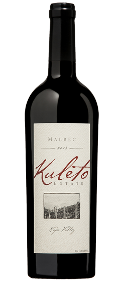 2013 Kuleto Estate Malbec, Napa Valley