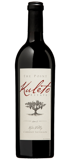 2013 Kuleto Estate The Point Cabernet Sauvignon, Napa Valley