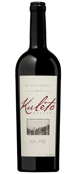 2015 Kuleto Estate Zinfandel, Napa Valley Image