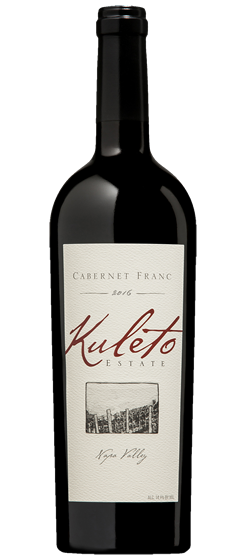 2016 Kuleto Estate Cabernet Franc, Napa Valley