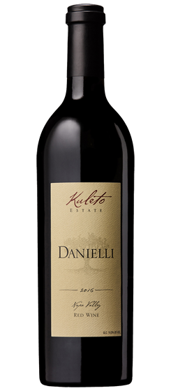 2016 Kuleto Danielli Red, Napa Valley