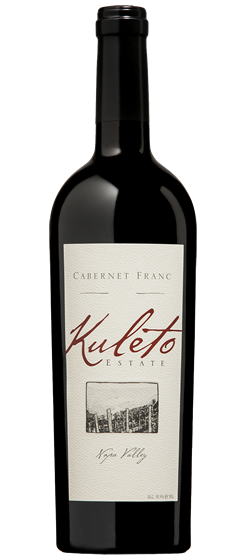 2015 Kuleto Estate Cabernet Franc, Napa Valley