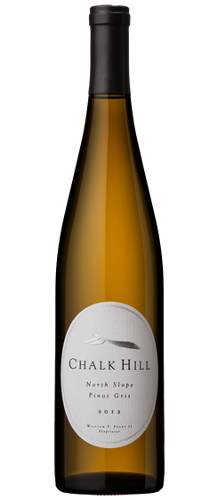 2012 Chalk Hill North Slope Pinot Gris Image