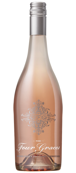 2017 The Four Graces Rosé of Pinot, Dundee Hills