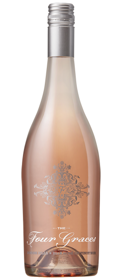 2018 The Four Graces Rosé of Pinot, Dundee Hills