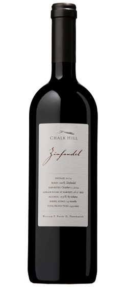 2014 Chalk Hill Chairman's Club Zinfandel, Russian River Valley