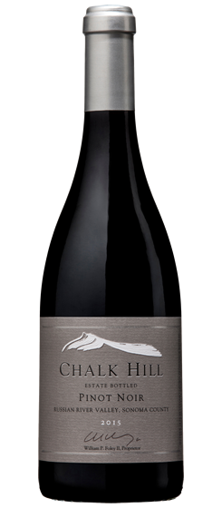 2015 Chalk Hill Pinot Noir, Russian River Valley