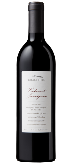 2014 Chalk Hill Chairman's Club Cabernet Sauvignon, Chalk Hill AVA