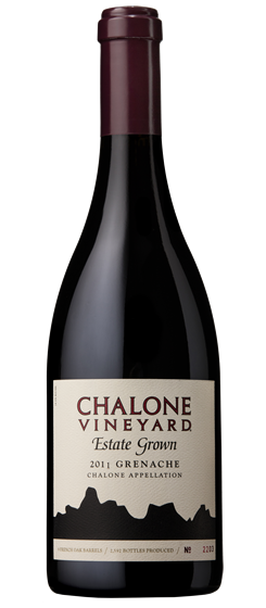 2011 Chalone Vineyard Estate Grenache, Chalone AVA
