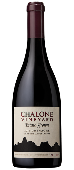 2012 Chalone Vineyard Estate Grenache, Chalone AVA