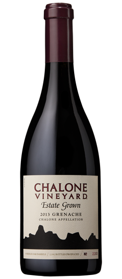 2013 Chalone Vineyard Estate Grenache, Chalone AVA