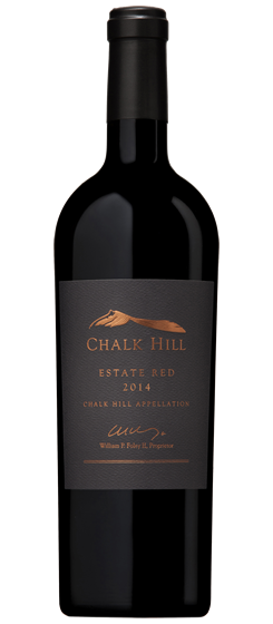2014 Chalk Hill Estate Red, Chalk Hill AVA