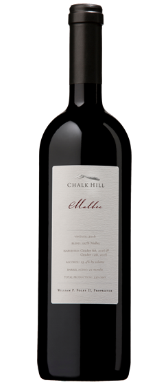 2016 Chalk Hill Chairman's Club Malbec