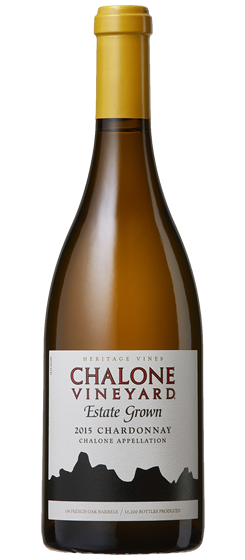 2015 Chalone Vineyard Estate Chardonnay, Chalone AVA